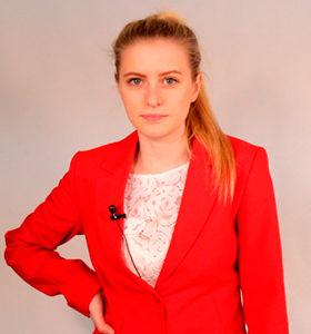 Менеджер компании Outsale Юлия